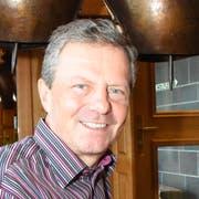 Roland Stump ist Hotelier in Wildhaus. (Bild: Urs Hemm)