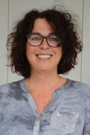 Andrea Michel, Leiterin Entlastungsdienst SRK Unterwalden.