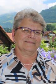 Trudy Odermatt-Spichtig hört Ende Juni auf als Sozialvorsteherin von Sachseln. (Bild Marion Wannemacher)