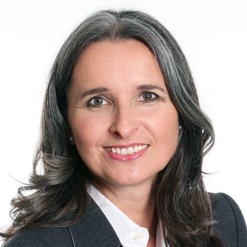 Luzerner Nationalrätin Yvette Estermann, seit 2007, SVP, wiedergewählt