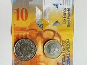 Mehrere tausend Franken befanden sich in der Geldkasette. (Bild: Urs Bucher)
