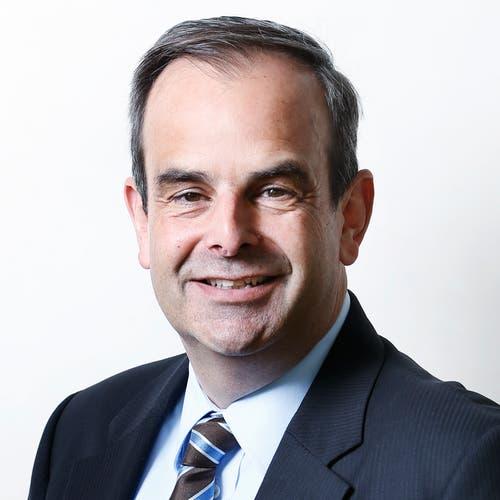 Zuger Nationalrat Gerhard Pfister, seit 2003, CVP, wiedergewählt