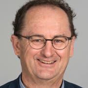 Parlamentsmitglied Luc Kauf (Grüne Prowil)