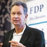 FDP-Ständerat Philipp Müller hat seinen Antrag durchbringen können. Bild: Alexandra Wey/Keystone