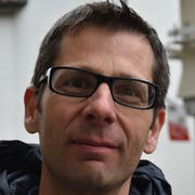 Manfred Guntlin, bei der SOB verantwortlich für Kunstbauten. (Bild: Anina Rütsche)