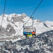 Perfekte Schneeverhältnisse während der Ferienzeit und viele Sonnentage trugen zum guten Saisonergebnis bei. (Bild: PD)