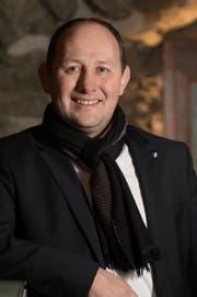 Dieter Haller, Präsident der SVP Stadt Luzern. (Bild: Corinne Glanzmann, Luzern, 22. Januar 2018)