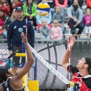 Vergangenen Frühling fand das Turnier in Luzern statt. (Bild: Pius Amrein, Luzern, 13. Mai 2018 )
