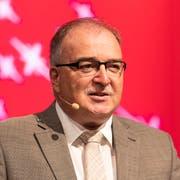 Urs Burch, Leiter Amt für Berufsbildung Obwalden.
