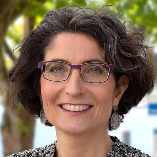 Zuger Nationalrätin Manuela Weichelt, seit 2019, ALG, neu gewählt