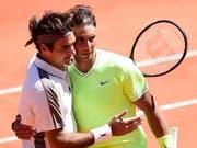 Roger Federer (hier im French-Open-Halbfinal) spielt in Halle um den zehnten Titel. Und um eine bessere Setzung für Wimbledon. (Bild: JB Autissier / Freshfocus)