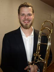 Solist Remo Abächerli.