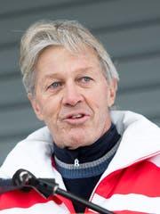 Skilegende Bernhard Russi. (KEYSTONE/Urs Flüeler)