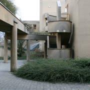 Das ehemalige Betagtenzentrum Herdschwand in Emmen soll abgerissen werden. (Bild: Roman Hodel, 31. Januar 2018)