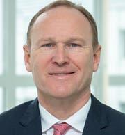 Bühler-Konzernchef Stefan Scheiber. (Bild: Urs Bucher)