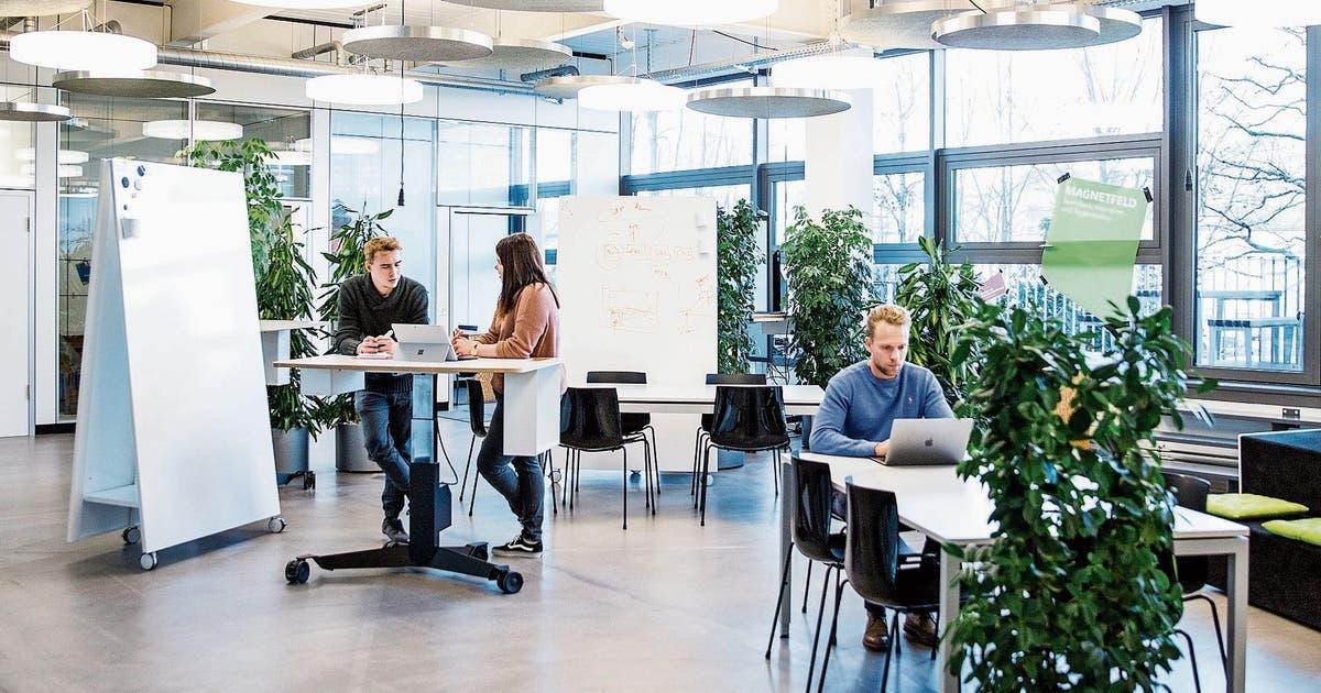 Ostschweizer Start-up-Szene holt auf | St.Galler Tagblatt