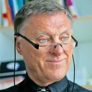 Peter Fratton, Begründer des autonomen Lernens in gestalteter Umgebung. (Bild: PD)