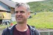 Karl Riedi, Bewirtschafter Alp Wängi-Chinzertal. (Bild: Christof Hirtler)