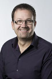 Musste sich bei der Wahl im September mit dem dritten Platz begnügen: der parteilose Patrick Adler (46). (Bild: PD)