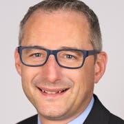 Anjan Sartory, neuer Leiter des Bereichs Sicherheit bei der Stadtpolizei St.Gallen. (Bild: PD)