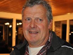 Albert Amgarten, parteilos, Gemeindepräsident.