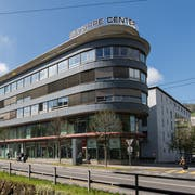 Das Schappe-Center Kriens. (Archivbild Dominik Wunderli)