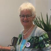 Pia Hollenstein, geboren 1950, ehemalige Nationalrätin der Grünen, sie setzt sich für soziale, feministische und ökologische Ziele ein. (Bild: Corinne Bischof)