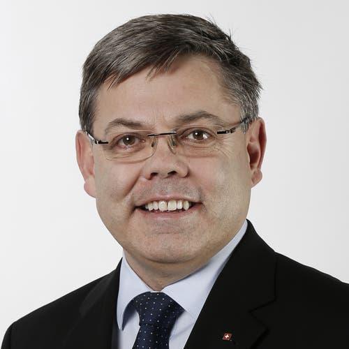 Luzerner Nationalrat Franz Grüter, seit 2015, SVP, wiedergewählt
