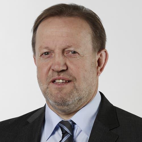 Luzerner Nationalrat Albert Vitali, seit 2011, FDP, wiedergewählt