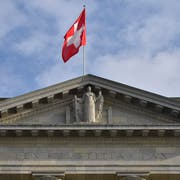 Das Bundesgericht in Lausanne hatte sich mit einem Thurgauer Fall zu beschäftigen. (Bild: KEYSTONE/Christian Brun)
