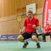 Das Ostschweizer Talent Julien Scheiwiller hat den Übertritt von den Junioren zur Elite mit Bravour geschafft. (Bild: PD)
