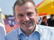 Walter Wobmann, FMS-Präsident und Nationalrat (SVP/SO). (Bild: Donato Caspari)