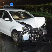 Die beiden Autos waren nicht mehr fahrbar (Bild: Luzerner Polizei)