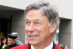 Gerold Bührer war von 2007 bis 2012 Präsident von Economiesuisse. Er ist zudem ehemaliger FDP-Nationalrat und FDP-Präsident. Wicki war Vorstandsmitglied von Economiesuisse von 2010 bis 2017. (Archivblid LZ)