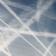 Die schweizerische Luftfahrt ist für rund 18 Prozent des CO2-Ausstosses des Landes verantwortlich. Bild: Richard Newstead/Getty