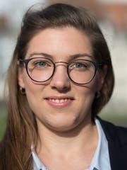 Franziska Ryser, Stadtparlamentarierin Junge Grüne.