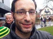 Pascal Frey, 34-jähriger Teilnehmer. (Bilder: Maria Keller)