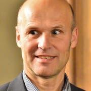 Arbons Stadtpräsident Andreas Balg (Bild: Max Eichenberger)