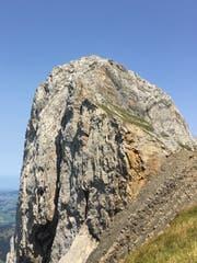 Das 2193 Meter hohe Öhrli wird das erste Gipfelziel sein. (Bild: PD)