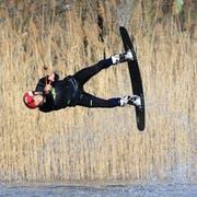 Ob in Ettiswil künftig Wakeboarder auf ihre Kosten kommen, ist weiter unklar. (Bild: Peter Gercke / Keystone)