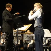 Galakonzert der Jugendmusik Kreuzlingen. (Bild: Erwin Schönenberger)
