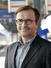 David H. Bon, Romanshorner Stadtpräsident. (Bild: Donato Caspari)