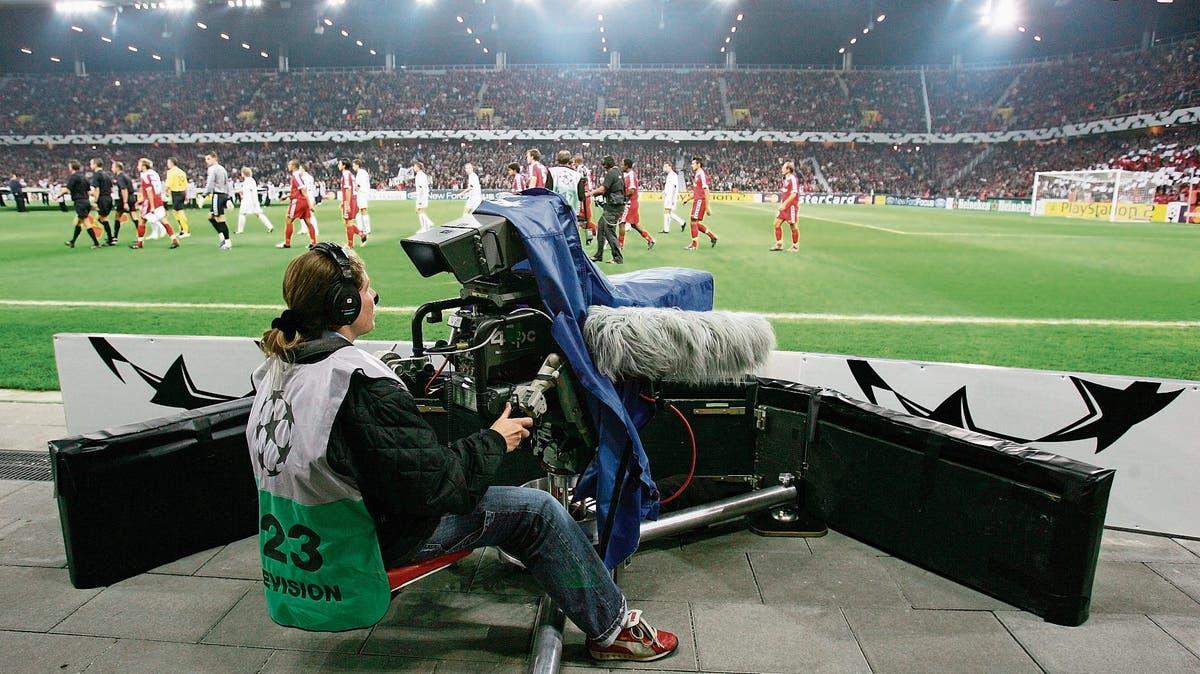 Champions League Im Fernsehen