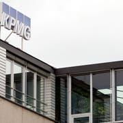 Der Schweizer Hauptsitz von KPMG in Zürich. (Bild: Alessandro Della Bella/Keystone)