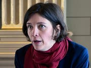 Bettina Surber, Co-Präsidentin SP-Grüne-Fraktion (Bild: Regina Kühne)