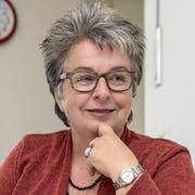 Blanca Imboden (56) verbrachte selber eine Woche im Altersheim. (Bild: Pius Amrein, 22. Oktober 2018)