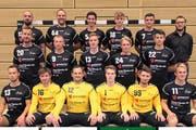 Die Erstligisten des TV Appenzell. (Bild: PD)