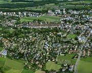 Fast 24000 Personen leben in der Stadt Wil. (Bild: Herbert Haltmeier)