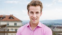 Andri Silberschmidt: Andri Silberschmidt ist als Präsident der Jungfreisinnigen eine der wichtigsten Nachwuchshoffnungen der FDP. Er rangiert auf Platz 8 der Zürcher FDP-Liste – mit mässiger Wahlchance. (Bild: AZ)