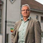 Urs Vollenwyder, Gemeindepräsident von Gettnau. (Bild: Dominik Wunderli, 11. Juni 2018)